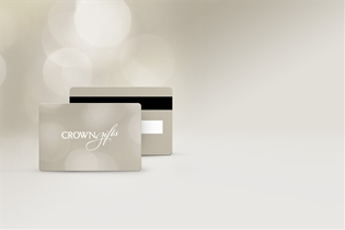 $400 Crown Restaurant Gift Cards