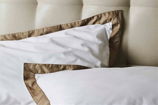 Crown Towers King Pillowcase