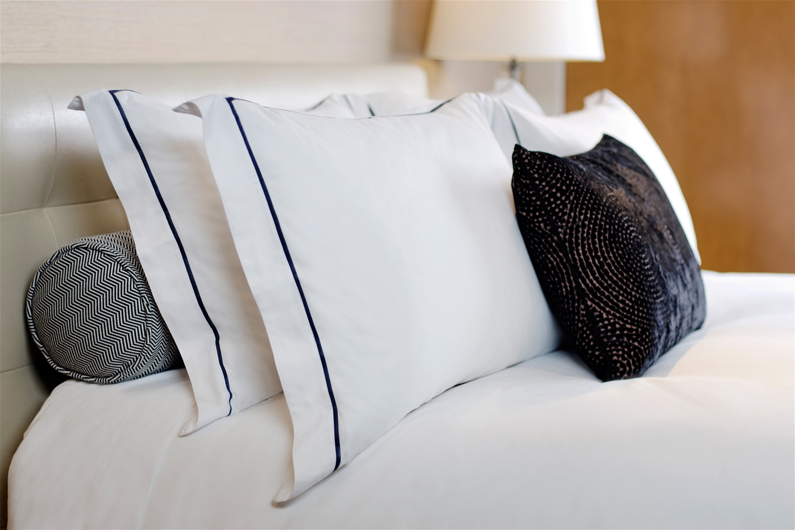 Crown Towers Pillow