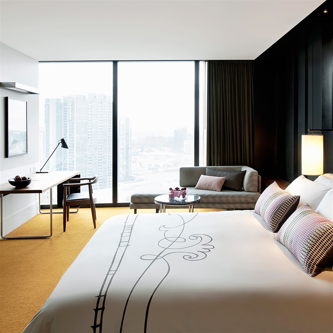Crown Metropole Luxe Room